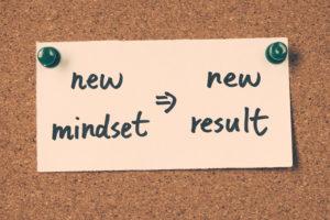 onderhandel mindset creëren